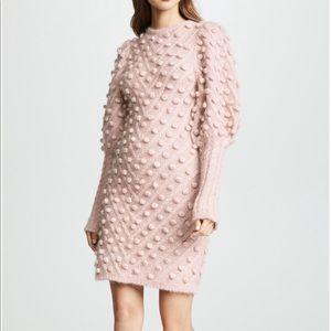 Zimmerman fleeting bubble sweater dress -size 0